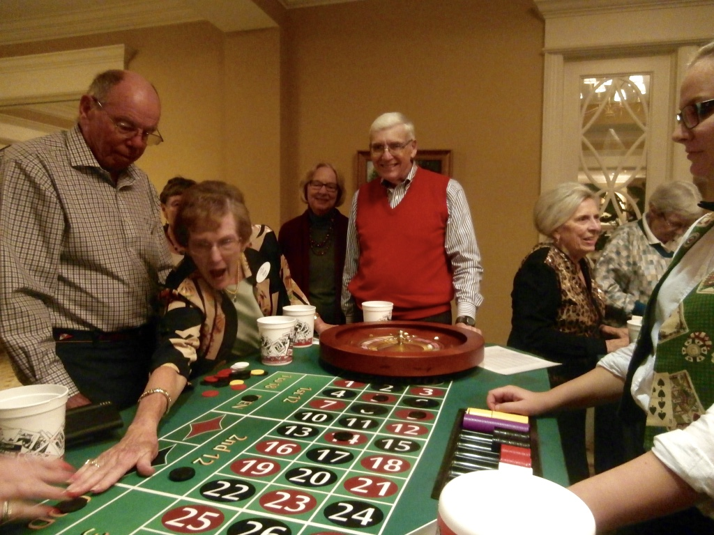 atlanta georgia casino themed party
