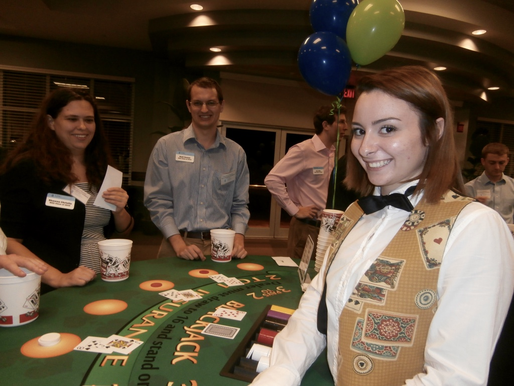 casino theme party supply