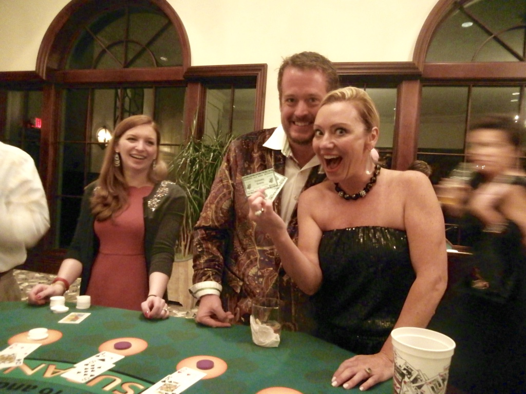 casino night party planners