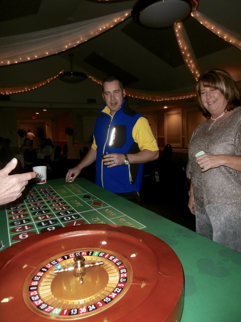 casino party rental