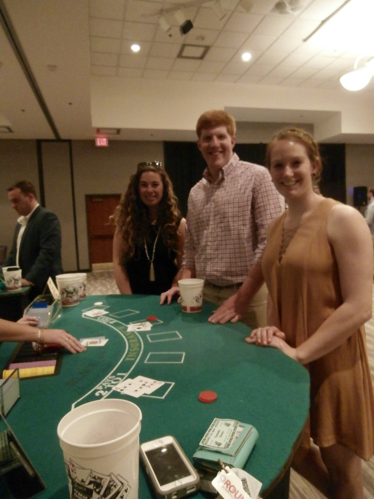 casino theme party games