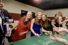 atlanta casino night party rentals