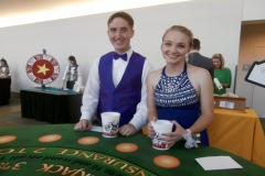 casino prom party ideas