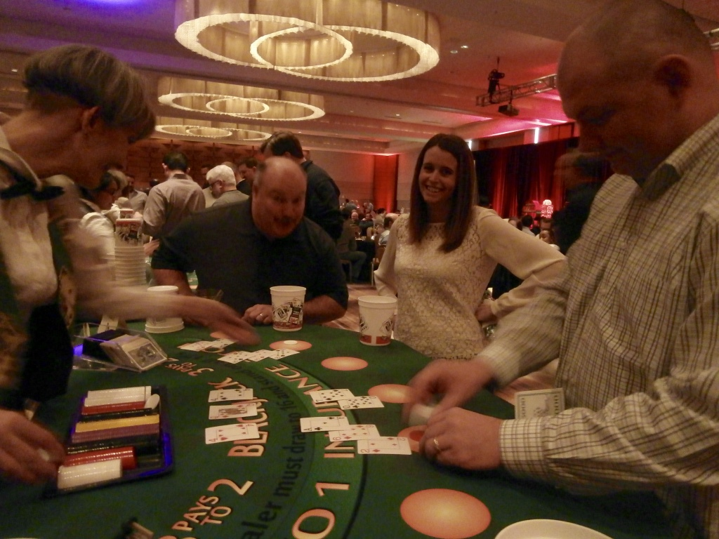 casino party game ideas