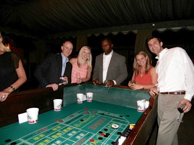 casino party companies