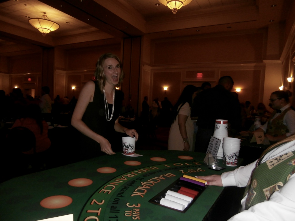 casino theme party ideas atlanta
