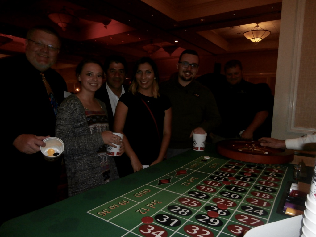 casino royale theme party