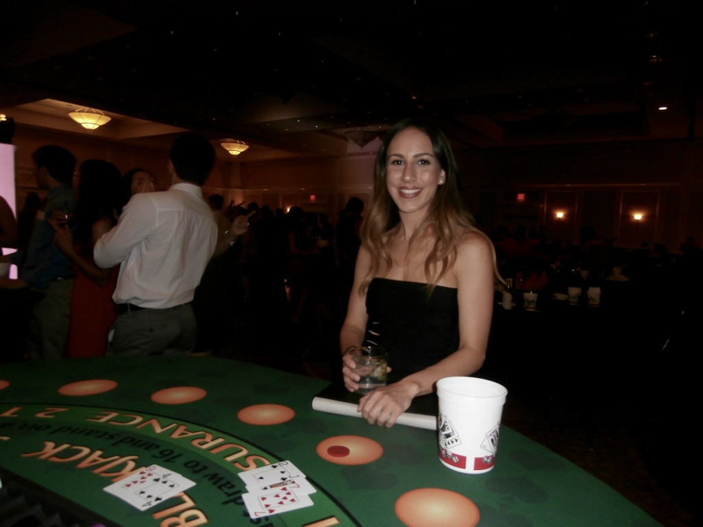 atlanta ga casino night theme parties