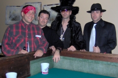 Speakeasy Casino Party