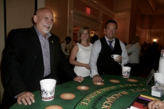 casino theme party supplies